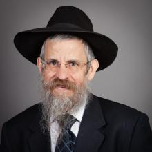 Rabbi Avraham Feigelstock – Av Beis Din